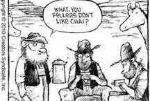 Eclectic Cartoons