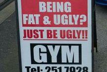 Gym....
