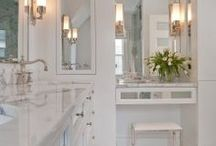 Bathroom Ideas / Check out some of these bathroom designs.
