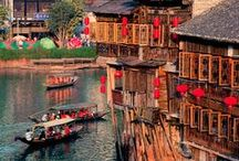 Asia / by China Discovery Tours