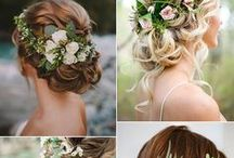 Hair, Makeup & Nails for that special day!