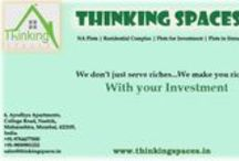 Real Estate Consultancy / Say goodbye to costly investments and start smart real estate investment with Thinking Spaces and enhance your property investment experience with us.