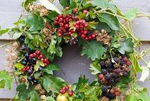 ♡ Wreaths...