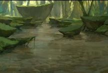 Paintings - Victor H. Harmatiuk / My stuff