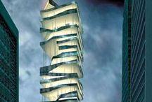 Mais belos modelos de arquitetura pelo mundo >< / Arquitetura, uma paixão <3
