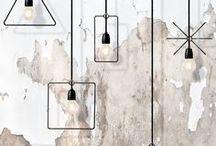 Inspiration - light & lamps