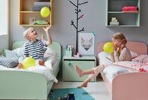 Des chambres d'enfants ! / Des chambres d'enfants du monde entier épinglés ici et là pour inspirer les parents en manque d'idées !