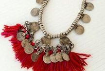 [ Ethnic Jewellery ] / Bijoux ethniques et parures tribales.