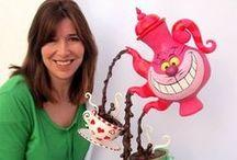 Gravity Cake / Les gâteaux qui défient les lois de l'apesanteur !