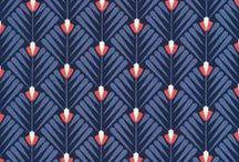 "[ Patterns ] / Tableau d'ambiance - Moodboard ""Patterns"" - Motifs"