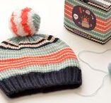 Bonnets au crochet pour bébé