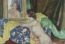 William Russell Flint / by Mr. Anonymity