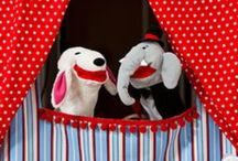 Puppet Theatre DIY / Make your own puppet theatre!