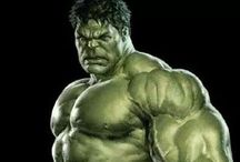 Don't make me angry, you wouldn't like me when I'm angry / Hulk art and graphics.