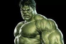 Don't make me angry, you wouldn't like me when I'm angry / Hulk art and graphics.