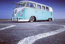 VW Campers / Endless Summer days chasing waves