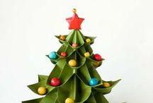 Noël en fête / L'esprit de Noël, ses lumières, ses sapins, ses gourmandises, ses cadeaux, ses loisirs créatifs.