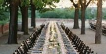 *Joy's* Table Setting / | Wedding | Table Setting | Decorations | Center Pieces | Bruiloften |