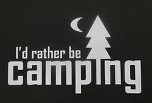 Camping / Mountains are calling