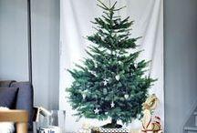 """Arbres de Noël Originaux / Des arbres de Noël à fabriquer de A à Z (DIY) des recyclés,  des décoratifs, des très """"design"""" et des conceptuels !"""