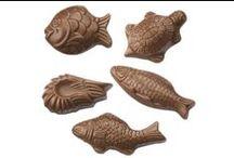 Chocolats de Pâques des créateurs