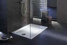 Douche design et moderne / Sélection de receveur douche design blanc ou de couleur, robinet de douche, parois de douche etc pour réaliser une salle de bain de rêve. Si vous rêvez d'une belle douche à l'italienne à petit prix, Batinea sera votre partenaire de confiance.