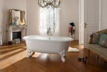 Baignoire design, ilot, rétro / Baignoire design, baignoire ilot, baignoire moderne à chacun son style de baignoire pour une salle de bain chic. Retrouvez les coups de cœur et inspirations de Batinea pour dénicher l'équipement parfait pour votre salle de bain.