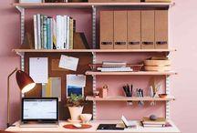 desk & vanity inspo