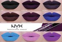NYX Cosmectics / my wishlist