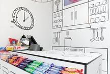 Store design & displays