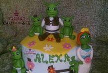 MIS creaciones by SUGARS CAKE&CUPCAKES / HERMOSOS CAKES Y CUPCAKES BY SUGARS CAKE&CUPCAKES / by Galys