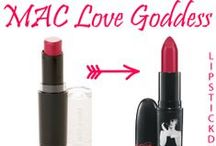MAC Dupes / MAC Cosmetics Dupes! Oh my, how do I love MAC?! Let me count the ways, and the DUPES!