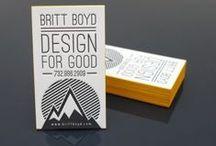 Logo & Business Card / Inspiration of businesscard