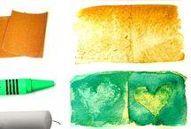 Texturas / Ejemplos de diferentes tipos de textura