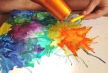 Watercolor / Watercolor's tutorials and tecniques.