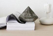 Concrete / Diseño, tutoriales e inspiraciones hechos con hormigón.