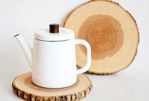 Wood / Diseños e inspiraciones hechos en madera.