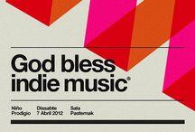 Moodboard - Poster / Diseños creativos de carteles.