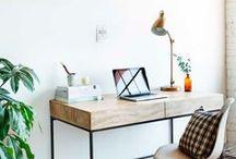 W O R K. / Workspace inspiration!