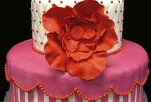 Birthday Cakes / At Cute Cakes and Heavenly Cupcake we specialize in fabulous one-of-a-kind birthday cakes! Life is sweet celebrate tastefully!