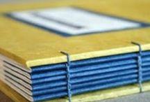 Book Binding / Tutoriales e inspiraciones para coser y montar todo tipo de cuadernos, books...