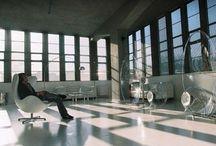 Loft / Living Space / by David Fawcett