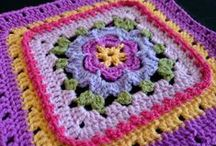 "12"" Squares / Crochet 12"" Squares"