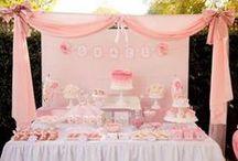 Evie's Princess Party