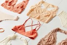 B R A S. / Bras for every occasion.