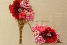 Plaatsen om te bezoeken / miniatuur schoenjes