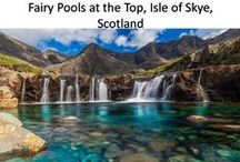 Must See Bucket List Destinations !! / Here's a collection of some of the most amazing, magical, surreal and just so naturally gob-smackingly beautiful that I feel I HAVE to visit, breathe in and completely experience each of these fantasy locations in person before I kick it !!