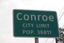 Conroe, Texas / Conroe, Texas