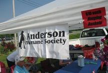 Anderson Humane Society / When it comes to caring for the lost pets in Lawrenceburg, the Anderson Humane Society is truly the best there is. With all their volunteers and dedicated worker, these selfless people do everything they can to care for and find homes for all the lost animals including fund raising. Here are some photos of some of their fundraising events.