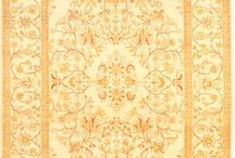 Yellow Color Rugs / Rugs & Color